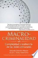 Macro Criminalidad