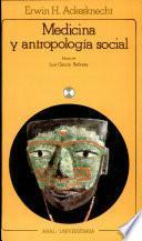 Medicina Y Antropología Social