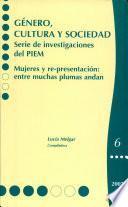 Mujeres Y Re Presentación En México