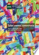 libro Salud Mental Comunitaria