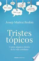 libro Tristes Tópicos