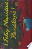 libro Feliz Navidad, Penélope!