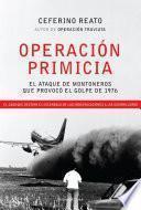 libro Operación Primicia