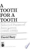 libro A Tooth For A Tooth