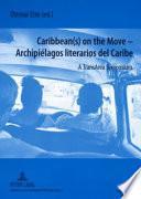 libro Archipiélagos Literarios Del Caribe