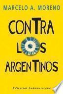 libro Contra Los Argentinos Y Otros Ensayos
