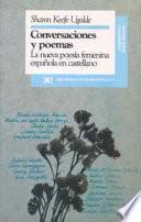 libro Conversaciones Y Poemas