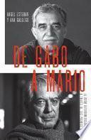 libro De Gabo A Mario