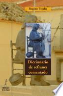 libro Diccionario De Refranes Comentado