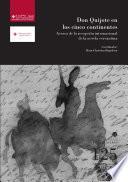 libro Don Quijote En Los Cinco Continentes