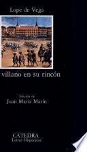 libro El Villano En Su Rincón
