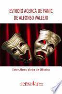 libro Estudio Acerca De Panic De Afonso Vallejo