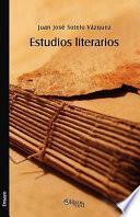 libro Estudios Literarios