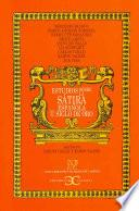 libro Estudios Sobre La Satira Espanola En El Siglo De Oro/ Studies About Spanish Satire In The Golden Age