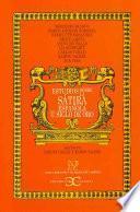 libro Estudios Sobre La Satira Espanola En El Siglo De Oro/ Studies About Spanish Satire In The Golden Age
