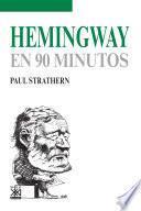 libro Hemingway En 90 Minutos