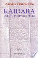 libro Kaidara