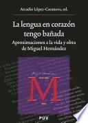 libro La Lengua En Corazón Tengo Bañada