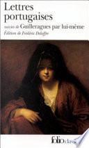 libro Lettres Portugaises