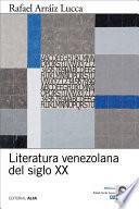 libro Literatura Venezolana Del Siglo Xx