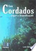 libro Los Cordados. Origen Y Diversificación
