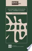 libro Los Subgéneros Novelescos (teoría Y Modalidades Narrativas)