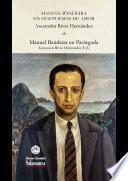 libro Manuel Bandeira En Dos Poemas De Amor