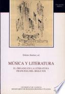 libro Musica Y Literatura