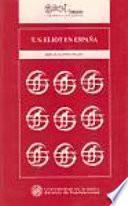 libro T.s. Eliot En España