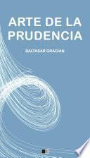 libro Arte De La Prudencia