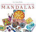 libro Artesanías Y Manualidades Con Mandalas