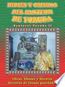 libro Dioses Y Orishas Del Panteon De Yoruba