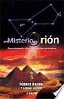libro El Misterio De Orión