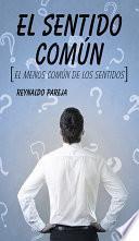 libro El Sentido ComÚn