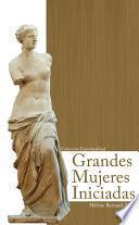 libro Grandes Mujeres Iniciadas