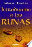 libro Introducción A Las Runas
