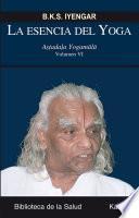 libro La Esencia Del Yoga Vol Vi