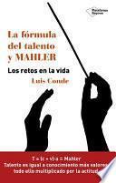 libro La Fórmula Del Talento Y Mahler