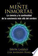 libro La Mente Inmortal