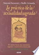 libro La Práctica De La Sexualidad Sagrada