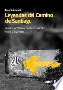 libro Leyendas Del Camino De Santiago