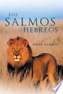 libro Los Salmos Hebreos