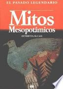 libro Mitos Mesopotámicos