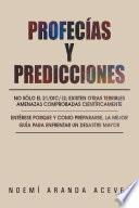 libro ProfecÍas Y Predicciones