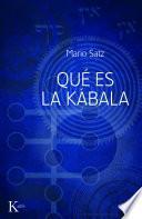 libro Qué Es La Kábala