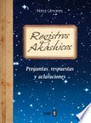 libro Registros Akáshicos