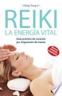 libro Reiki La Energía Vital 2° Ed.