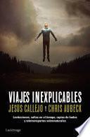 libro Viajes Inexplicables