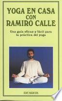 libro Yoga En Casa Con Ramiro Calle