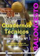 libro Cuadernos Técnicos Baloncesto Monografía Nº 1